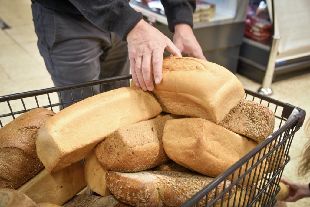 Even One Store Can Save More Than 5.000 Bread Yearly